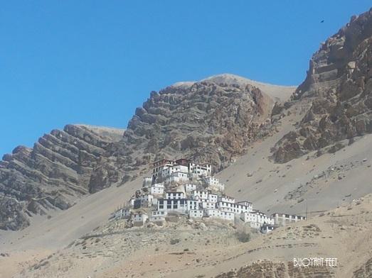 Distant Shot_Kye Monastery