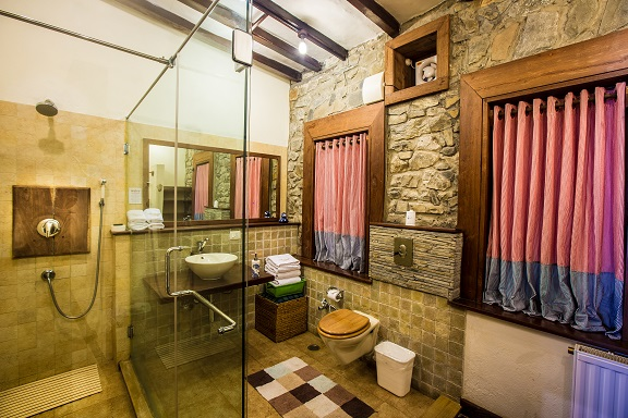 Bothwell Bank House Bathroom