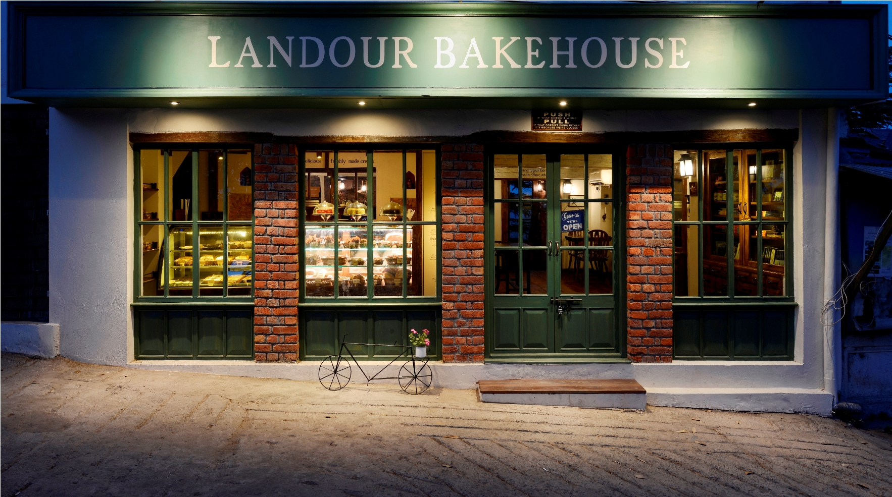 Low - The Landour Bakehouse