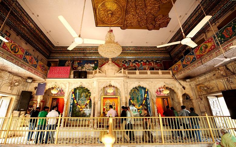 Gurudwara Goindwal Sahib in Amritsar