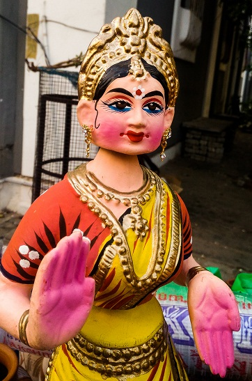 The wooden dancing dolls of Kondapalli Village