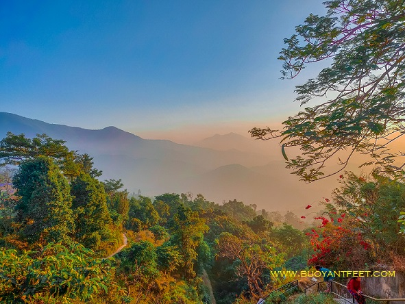 The picturesque views of Bandipur
