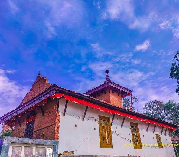 Khadga Devi temple of Bandipur