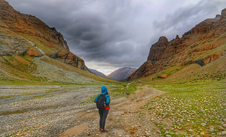 The mesmerising beauty of walking in the surroundings of Mount Kailash