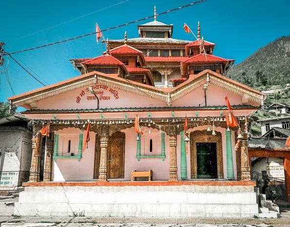 Someshwar Temple of Raithal Village of Uttarakhand