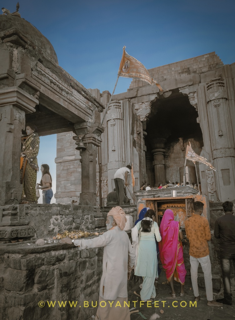 Despite being an incomplete Hindu Temple, people offer their prayers at this Lord Shiva temple in Bhojpur village of Madhya Pradesh
