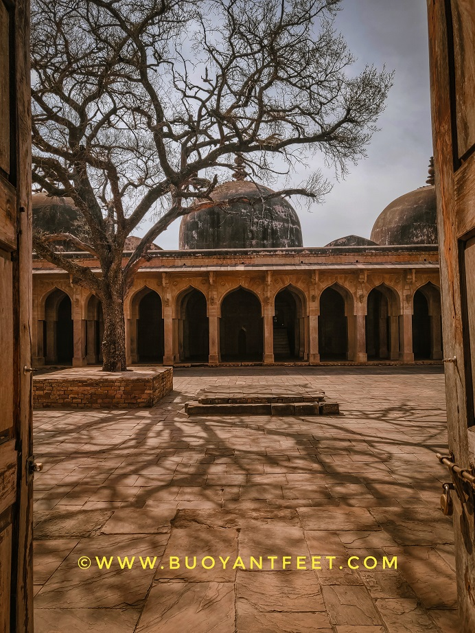 The Jama Masjid of Chanderi