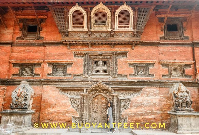 Patan Durbar Square complex